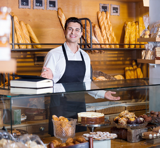 Bakery Shop Business Owner